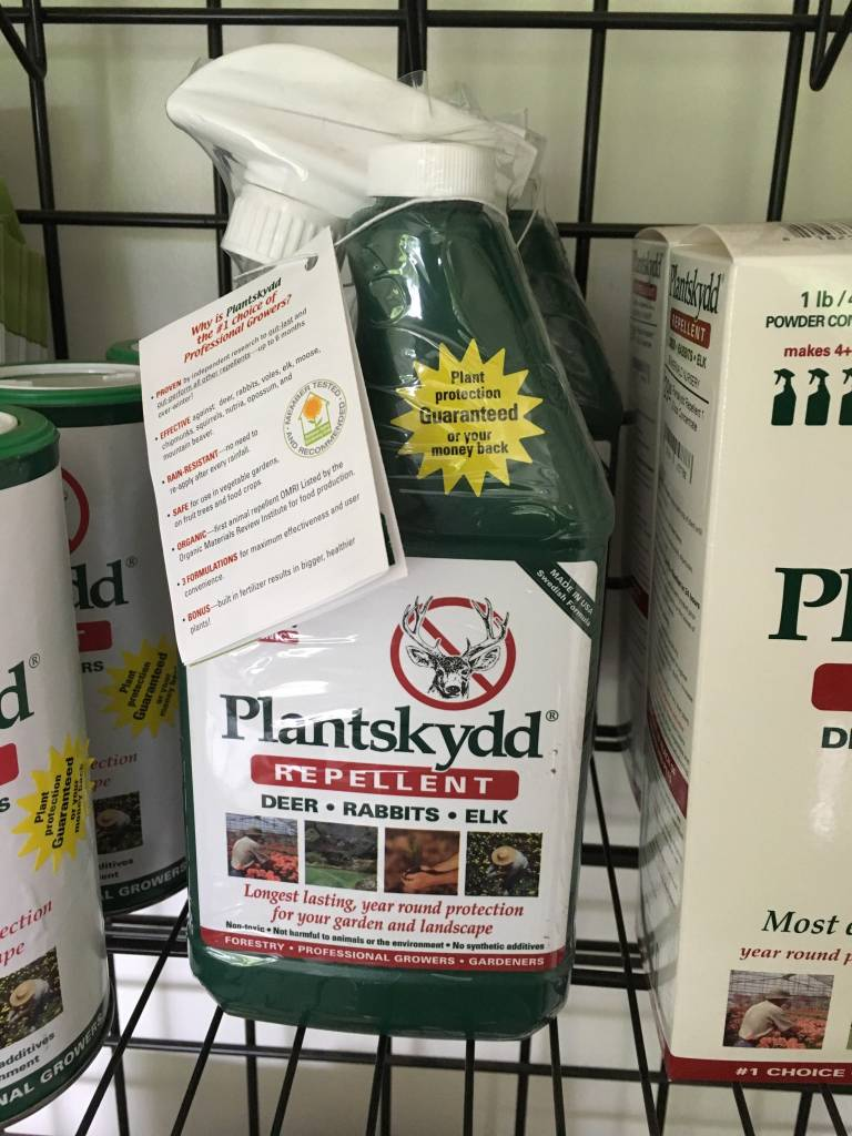 Plantskydd Repellent RTU Quart spray bottle