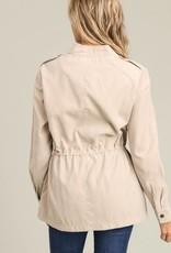 CHARME U Cinched Jacket
