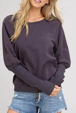 LISTICLE Hallogen Long Sleeve Top