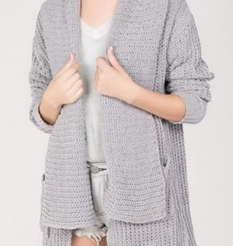 POL Cozy Knit Cardi
