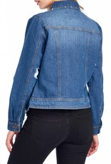 BLUE AGE Distressed Jacket