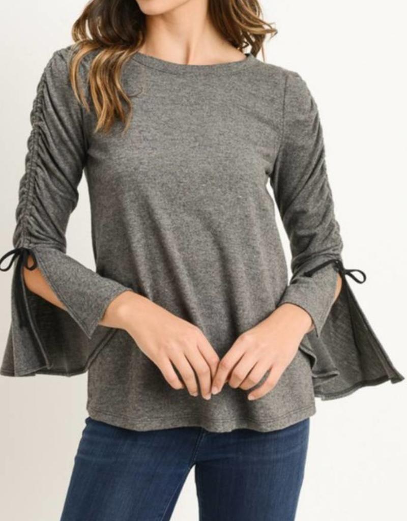 Mini Bell Sleeve Top
