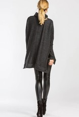 CHERISH Turtleneck Brushed Tunic