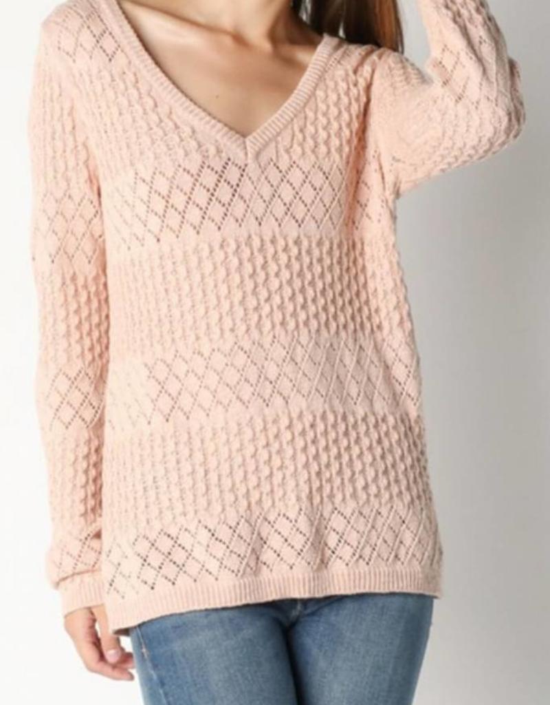 Crochet Pattern Sweater