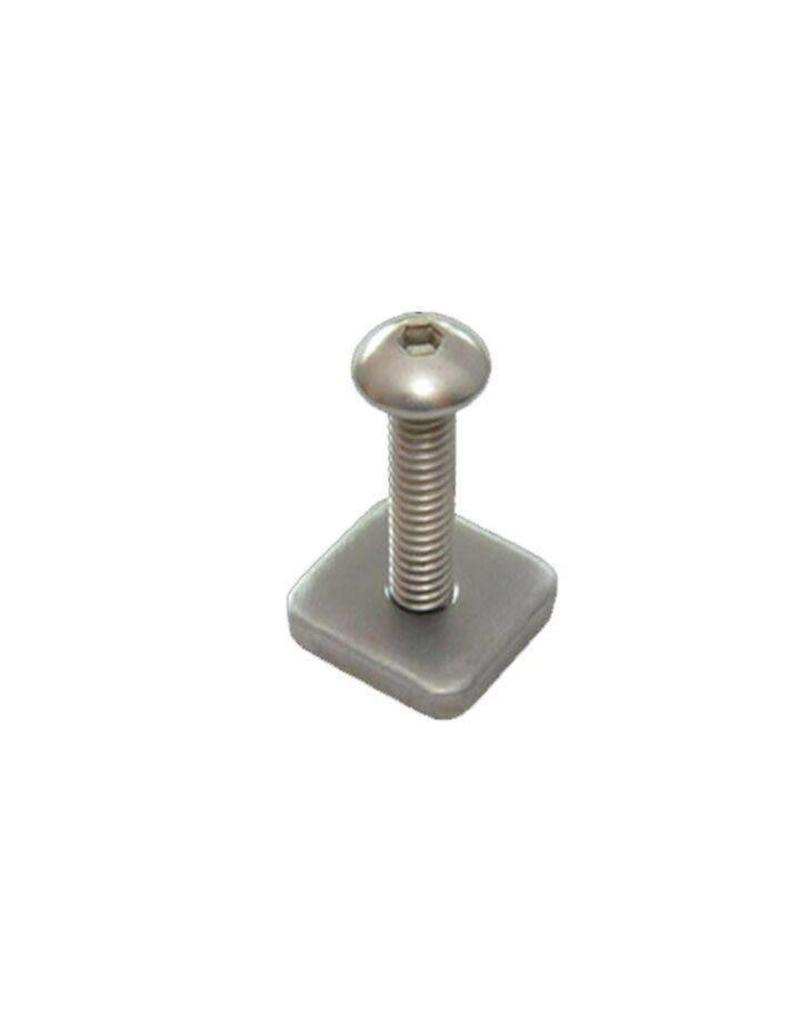 FCS Screw and Plate SUP Fin