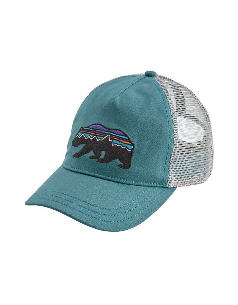 Patagonia W's Fitz Roy Bear Layback  Trucker Hat