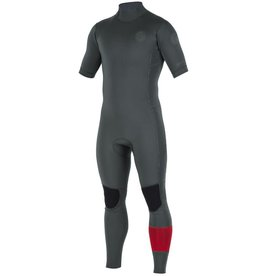Rip Curl Aggrolite S/S Full Back Zip Wetsuit