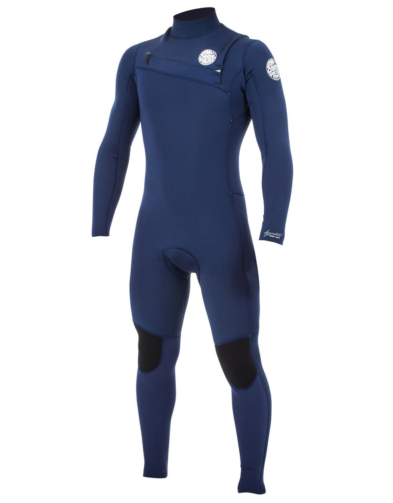 Rip Curl Aggrolite 4/3mm Chest Zip Wetsuit 2019