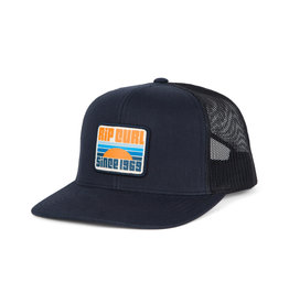 Rip Curl Panorama Trucker Hat Navy