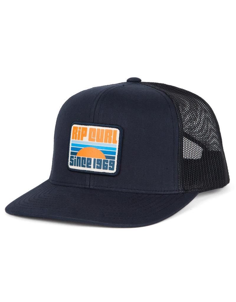 Rip Curl Panorama Trucker Hat Navy