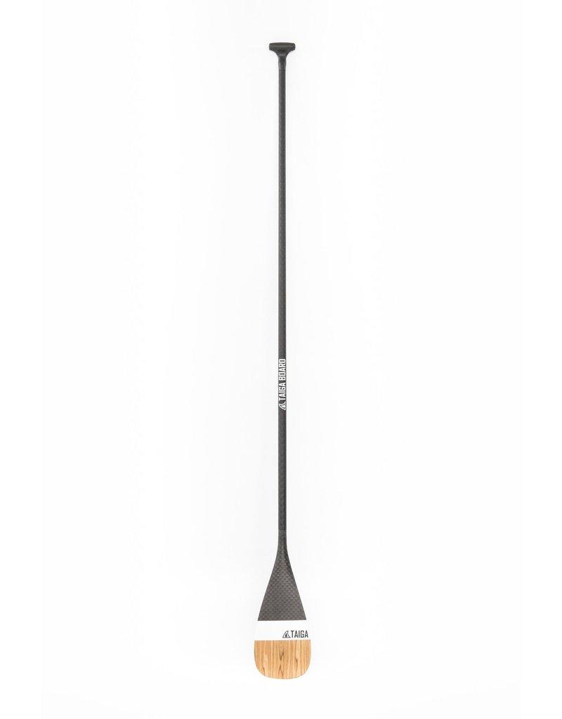 Taiga Paddle DIAMOND - Wood Carbon 12k