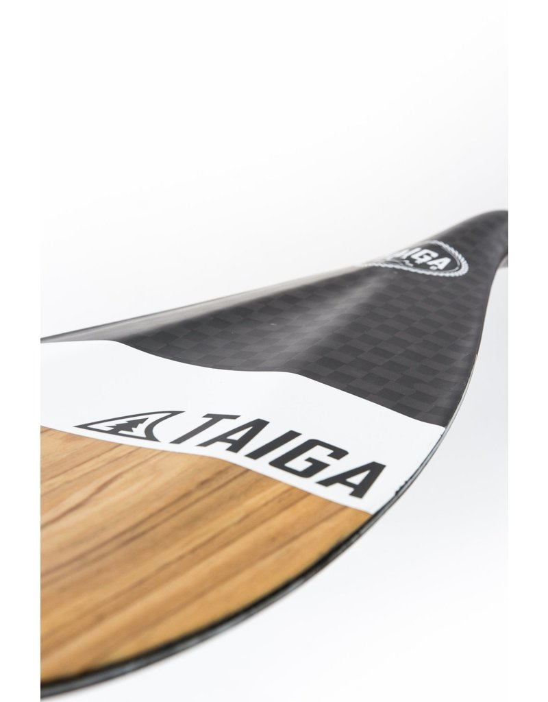 Taiga Pagaie DELUXE - Carbon 12k wood