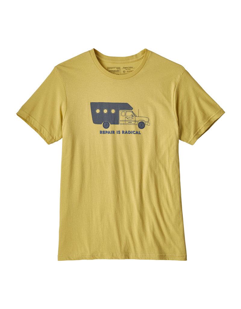Patagonia M's Repair Is Radical Organic T-Shirt