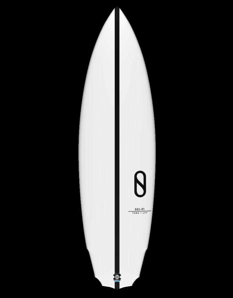 e0f80e6572e3 Firewire Surfboards Slater Designs Sci-Fi 6'0 FCS ...