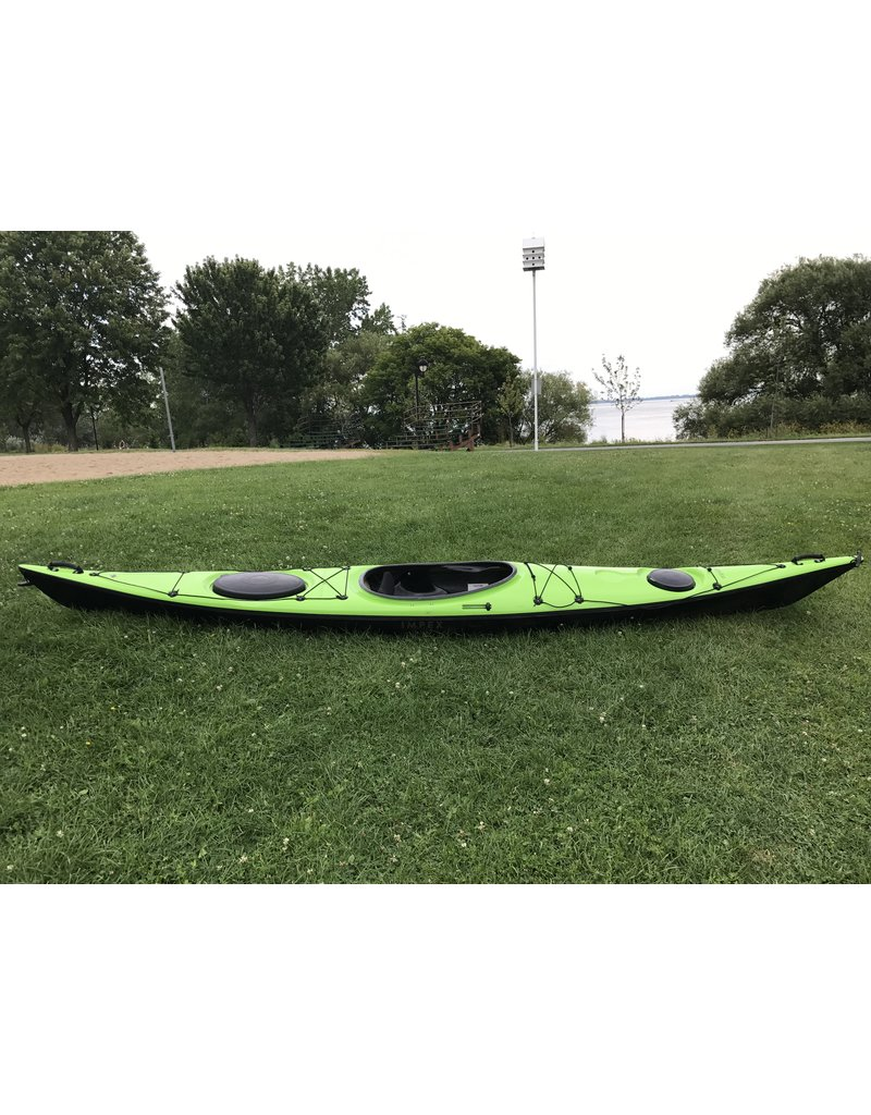 Abitibi & Co Kayak Mystic FB Lime / Black