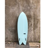 Guava Surfboards Fish 5'8 Turquoise