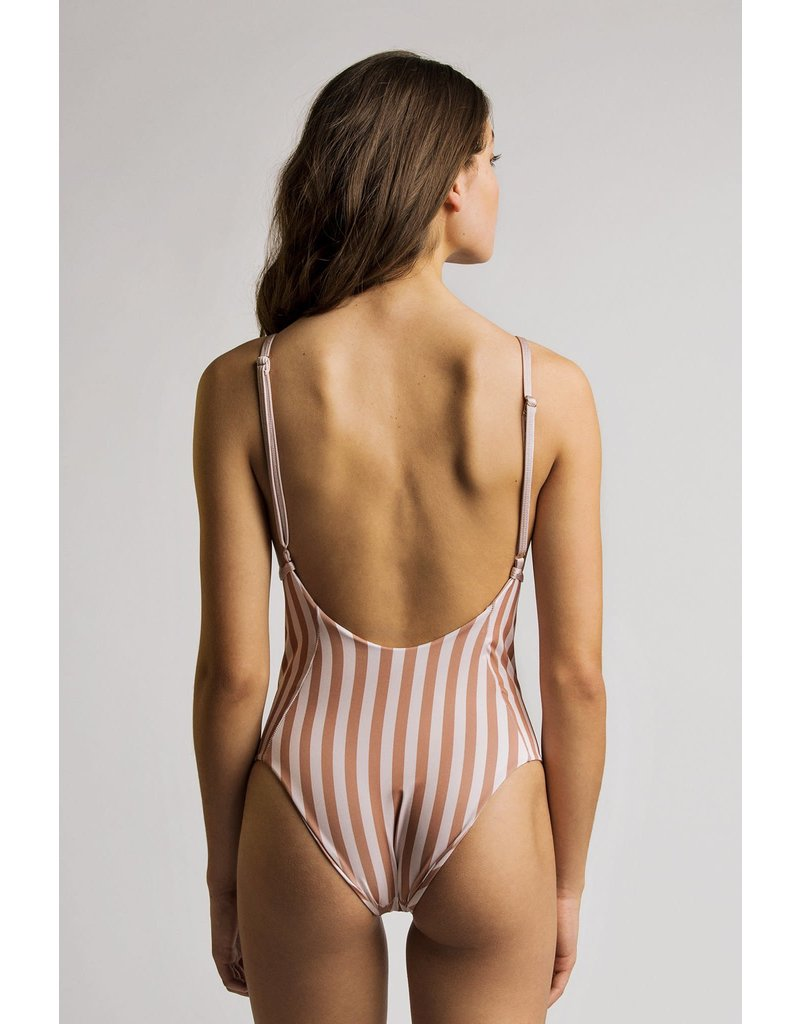 Charlie One-Piece Swimsuit in Olé Olé