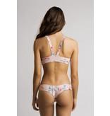 Wilma Bikini top in Fleur de Bach