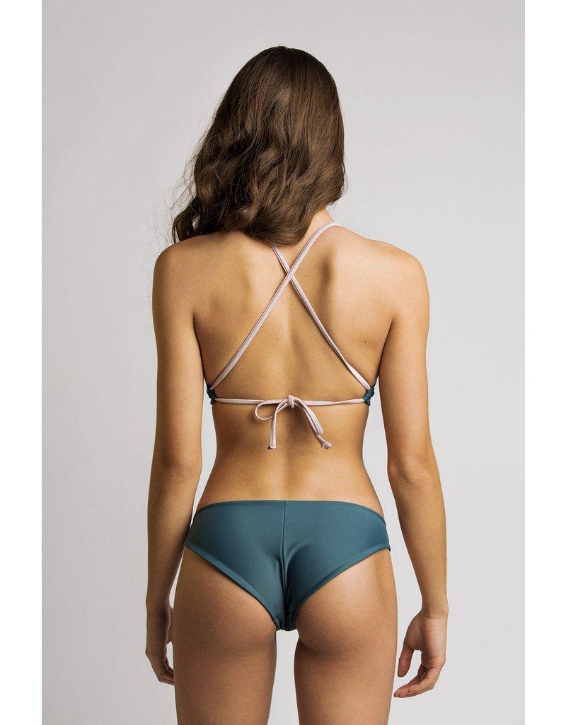 Pépé Bikini Top in Sequoia