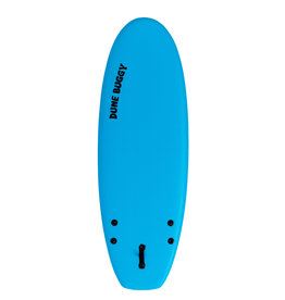 Gnaraloo 4'10 Dune Buggy Blue Yellow