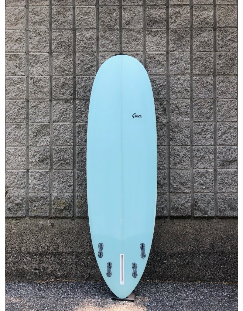 Guava Surfboards Love 6'4 Blue