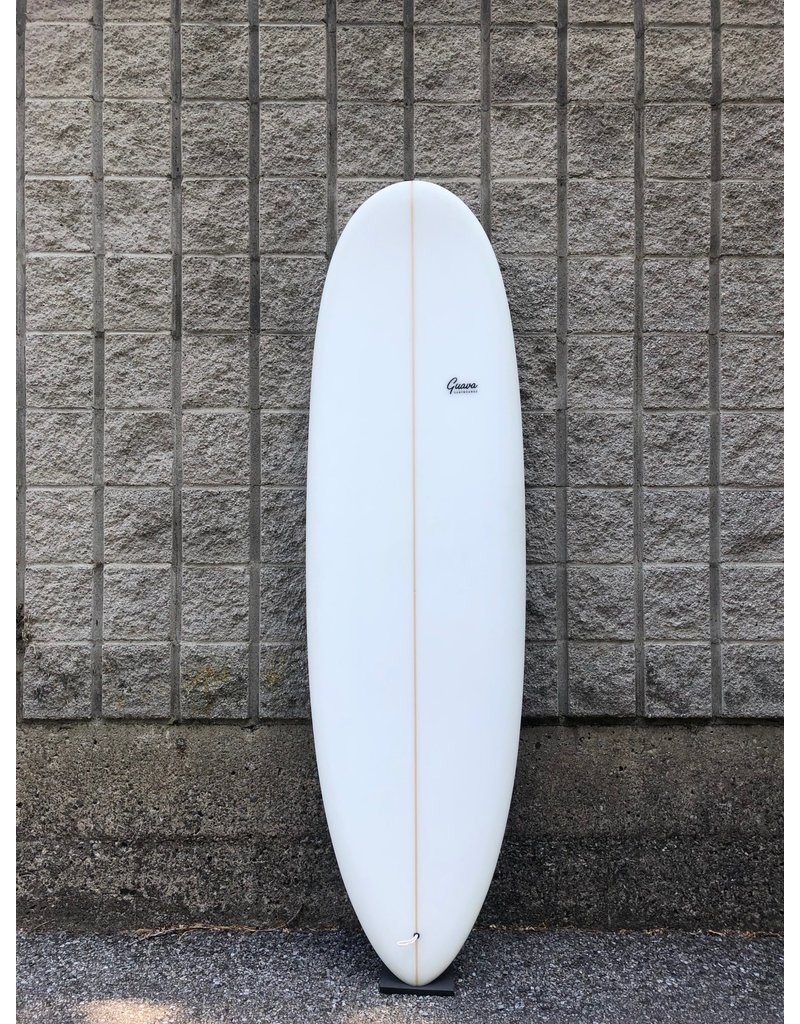 Guava Surfboards Love 6'4 White
