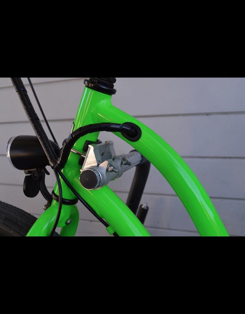 Moved By Bike Longboard Bike Rack