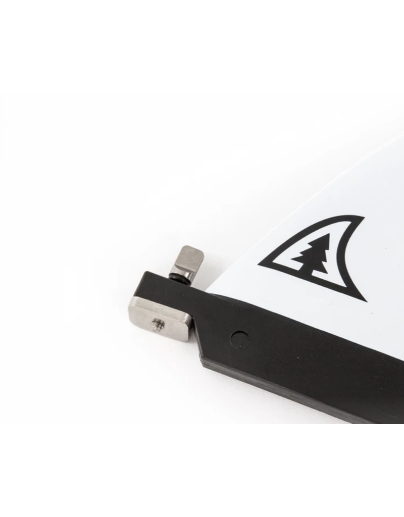 Taiga Aileron central plastique - Dolphin 8.0''