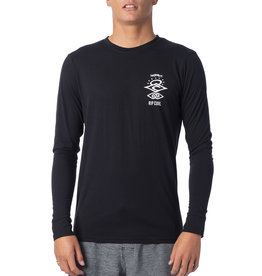 Rip Curl T-Shirt manches longes Search Logo UV