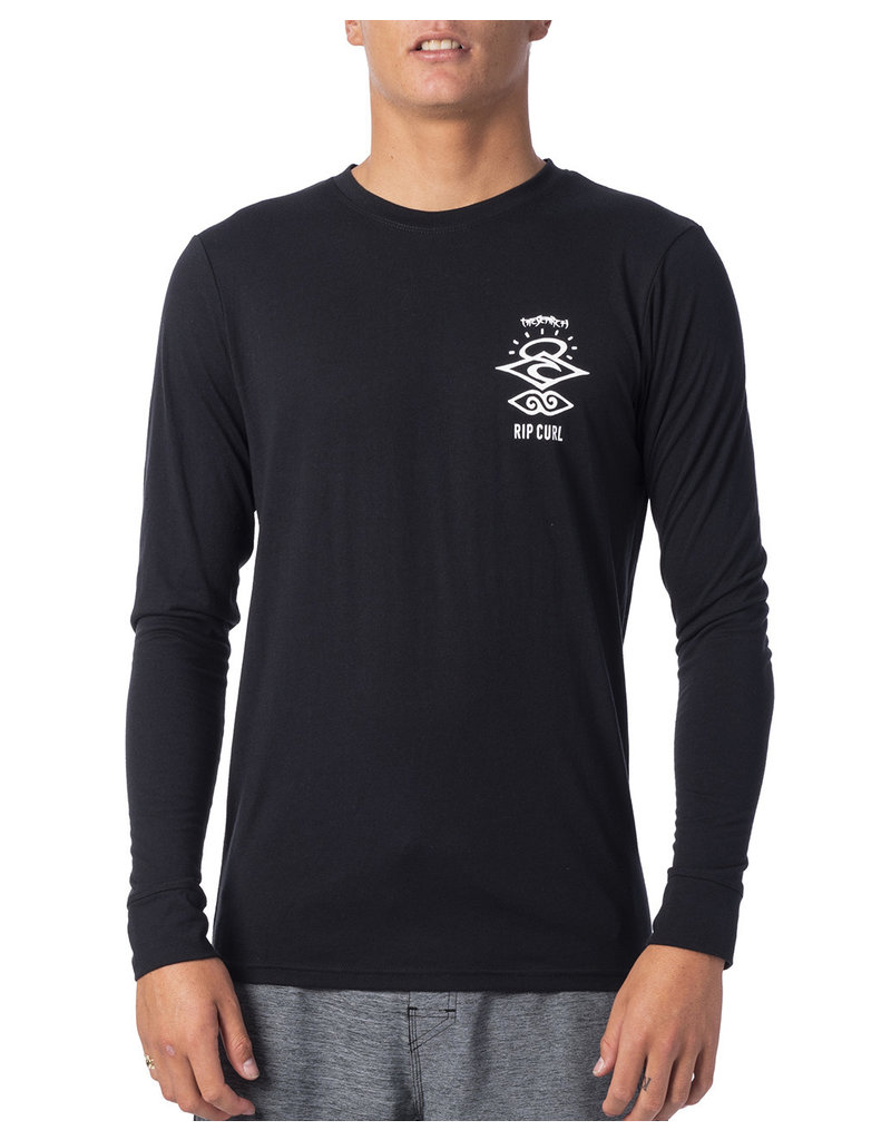 Rip Curl Search Logo Long Sleeve UV Tee