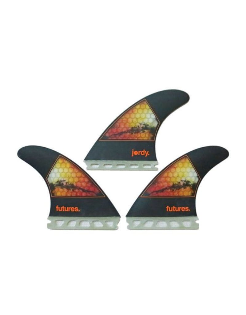 Pro Jordy Smith Tri Fin Set Medium