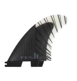 FCS II REACTOR PC CARBON TRI FINS LARGE