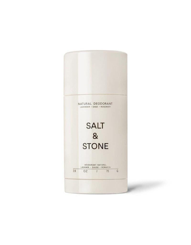 Déodorant naturel Salt and Stone