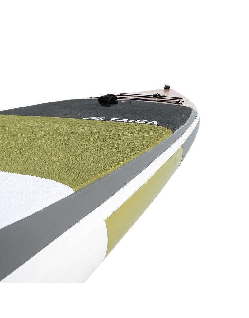 Taiga SUP Gonflable Kazuzu Air 12'6 (Green) PRÉCOMMANDE DÉBUT JUILLET