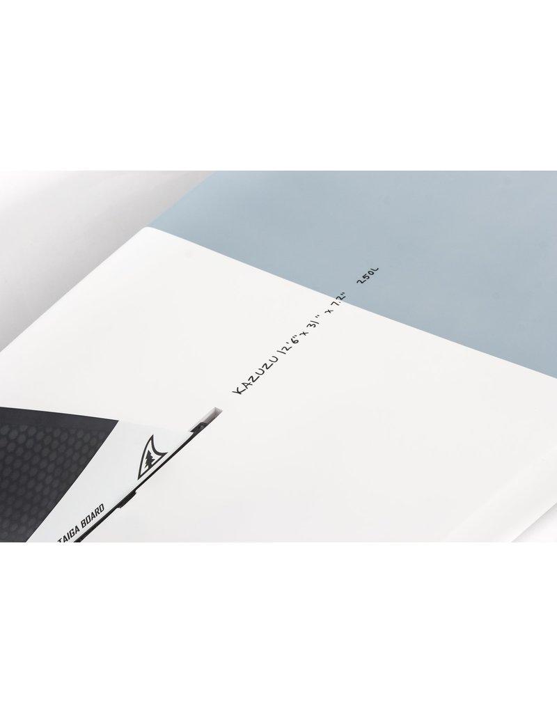 Taiga SUP Rigide Kazuzu 12'6 (Bleu) - PRÉCOMMANDE JUIN