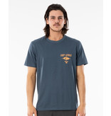 Rip Curl Fadeout Essential Tee Washed Navy