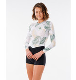 Rip Curl Women's Coastal Palms Long Sleeve Boyleg Springsuit