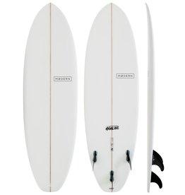 Modern Surf Highline PU 6'4 Clear