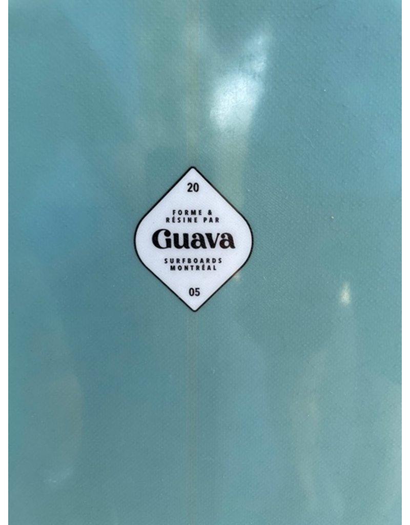 Guava Surfboards Longboar 8'0