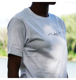Maika T-Shirt Unisexe Blanc