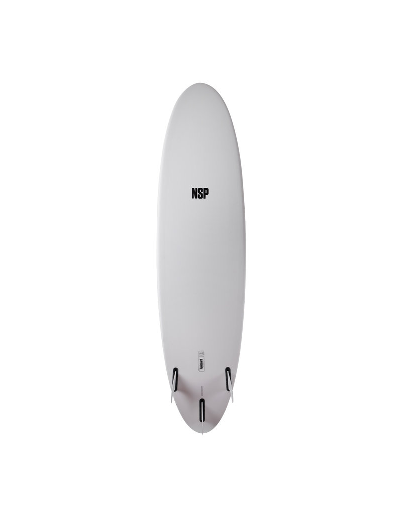 NSP Protech Funboard White