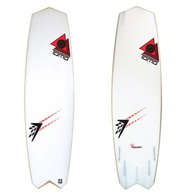 Kite Vanguard FST 5'4 Double Diamond (Futures)