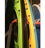 Abitibi & Co Kayak Mystic KEV Yellow / Light Blue