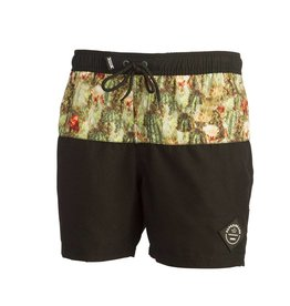 SUPER BRAND Peyote Boardshort Black