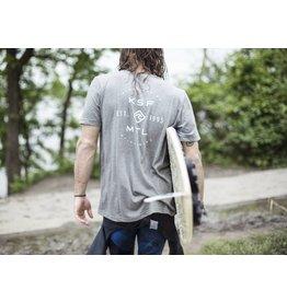T-Shirt Homme Gris