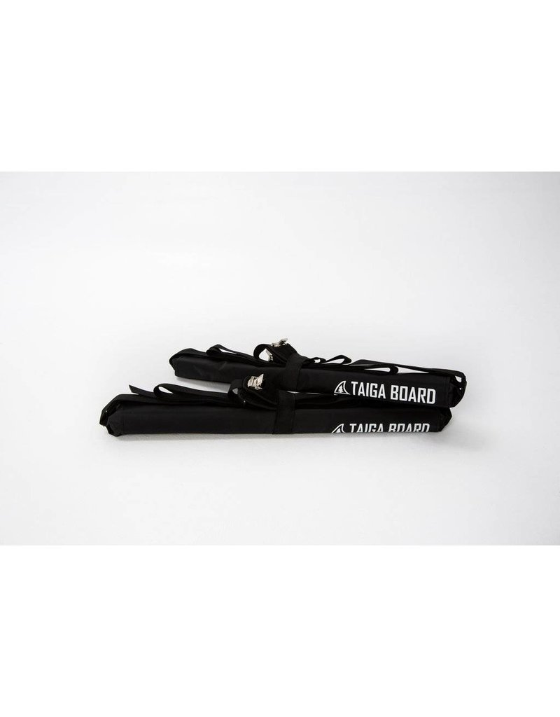 Taiga Wrap-Rax Roof Rack with Straps