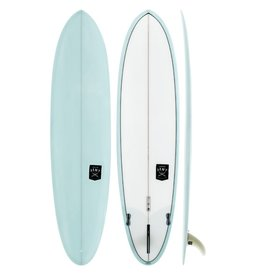 Creative Army Huevo PU Powder Blue Tint 8'1