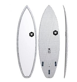 SURF 7s Salt Shaker 5'8 CV clear