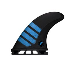Alpha Carbon F6 Tri Fin Set