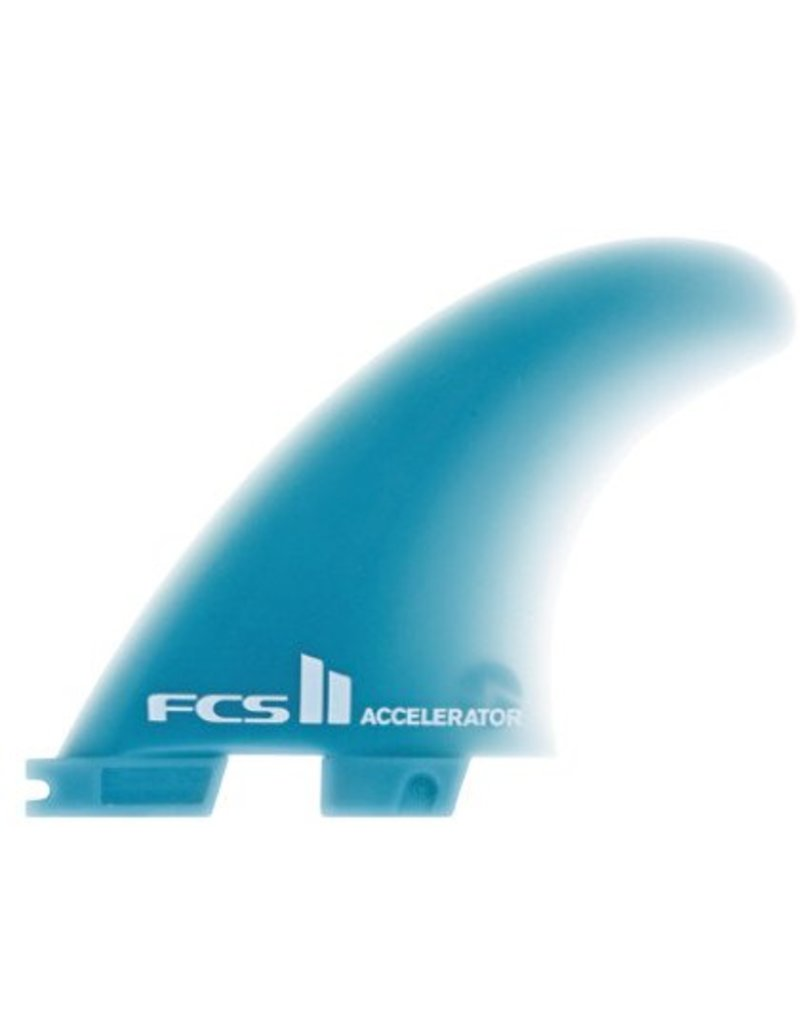 FCS  II Accelerator GF Medium Tri Fin Set